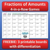 Fractions of Amounts Games