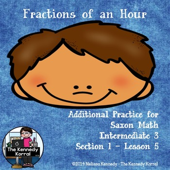 Fractions of an Hour {Quarter to, Quarter after, Half past}
