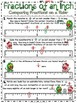 Fractions of an Inch: Finding and Comparing Fractions on a Ruler