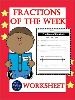 Fractions of the Week