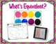 Fourth Grade Fractions Review
