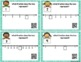 Fractions on a Number Line Task Cards with Optional QR Codes