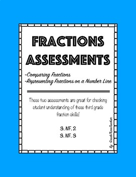 Fractions on a Number line & Comparing Fractions