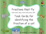 Fractions that Fly: Using fractions to name part of a set