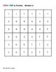 Fractions of the Earth, Collaborative Math Mosaic (2 Versions, 25 Sheet Mosaics)