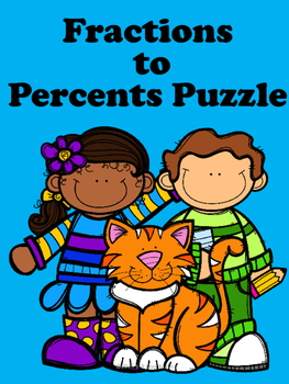 Fractions to Percents