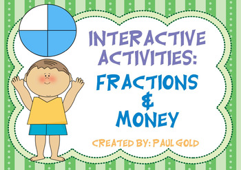 Fractions and Money Unit