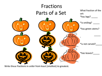 Fractions with Bats and Cats