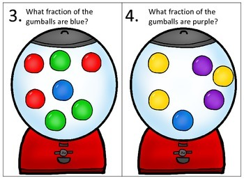 Fractions with Gumballs