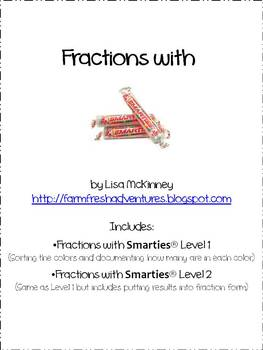 Fractions with SMARTIES