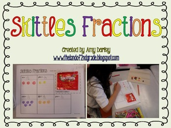 Fractions with Skittles