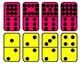 Fractions with dominoes / fracciones con dominos