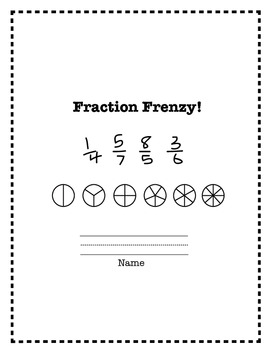 Fractions with visual models