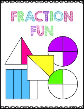 Fractions - worksheets, match, quiz