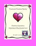 Fractured Fraction Hearts: Fraction Operation Sort