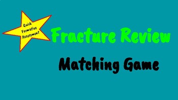 Fracture Review