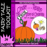 Fractured Fairy Tale Cinderella Readers' Theater Script - Grades 3-6