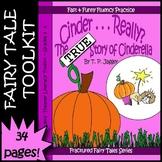 Fractured Fairy Tale Cinderella Readers' Theater Script & More-Grades 3, 4, 5, 6
