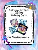 Fractured Fairy Tale Books QR Code Listening Center