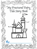 Fractured Fairy Tale Book Template