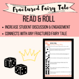 Fractured Fairy Tale Read & Roll Activity
