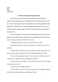 Fractured Fairy Tale Stories and Handouts