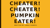 Fractured Fairy Tale: The Tortoise and the Hare-Cheater! Cheater! Pumpkin Eater!