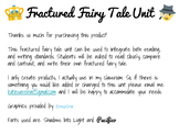 Fractured Fairy Tale Unit