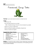 Fractured Fairy Tale Writing Assignment
