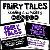 Fairy Tales BUNDLE {24 Reading & Writing Plans, Activities