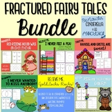 Twisted Fairy Tales Bundle! CCSS Aligned Book Companion Packs