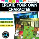 Fractured Fairy Tales- Create your own story