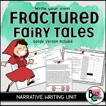Fairy Tales Creative Writing Teaching Resources Teachers Pay Teachers