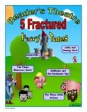 Fractured Fairy Tales - Reader's Theatre (Volume 1)