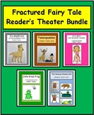 Fractured Fairy Tales Reader's Theater Bundle # 2