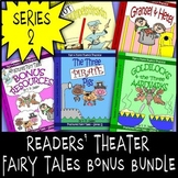 Fractured Fairy Tales Unit Activities: Readers Theater Scr
