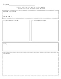 Fractured Fairytale Story Map - Graphic Organizer