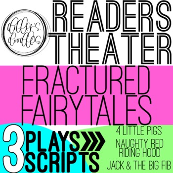 Fractured Fairytales: Readers Theater Scripts