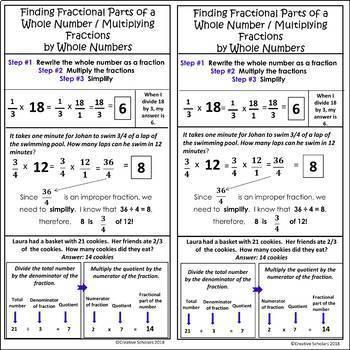 Fractured Fractions Set B