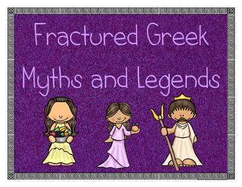Fractured Greek Myth