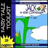 Fractured Jack and the Beanstalk Fairy Tale Readers' Theater Script - Grades 3-6