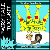 The Princess & the Pea Fractured Fairy Tale Readers' Theater Script - Grades 3-6