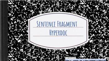 Fragment Lesson HyperDoc