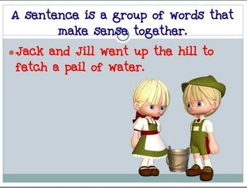 Fragment or Sentence?