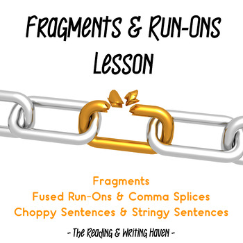 Fragments & Run-Ons