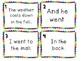 Fragments Vs. Complete Sentences Task Cards (3 Games)