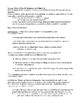 Fragments and Clauses Lesson Plan