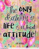 Framable Quote Motivational Posters {30 Watercolor Posters}