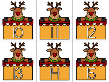 Kindergarten Task Cards: Counting to 10, Counting to 20, Ten Frames