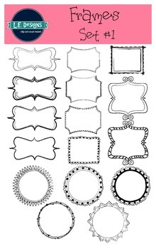 Frame Pack {L.E. Designs}